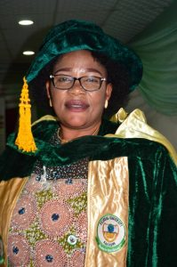 Mrs. Edith Osanyinpeju  Rep. Federal Ministry of Education